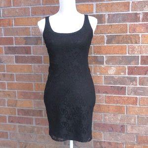 Sahara Black Lace Dress- Size 9